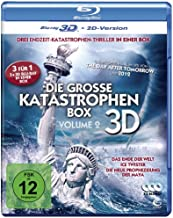 The Great Disasters Vol. 2 Set The 12 Disasters of Christmas The Twelve Disasters of Christmas Ice Twisters / End of the World  3 NON-USA FORMAT Reg.B Germany