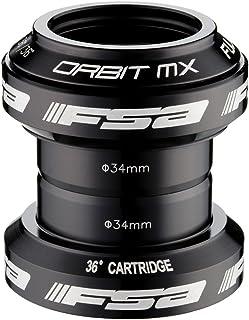 State Bicycle Co. FSA Orbit MX Threadless 1-1/8 Headset, Black