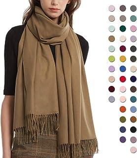 Womens Cashmere Blanket Scarf Large Soft Pashmina Shawl Wraps Scarves Stole