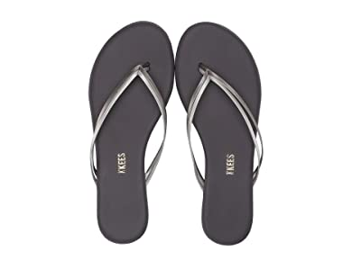TKEES Flip-Flop-Duos (Silver Showers) Women