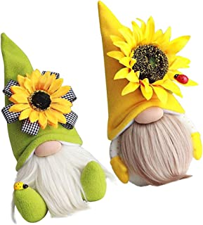 Gonks Figure for Easter Mothers Day Bumble Bee Striped Gnome Scandinavian Tomte Nisse Swedish Honey Bee Elfs Home Best Gif...