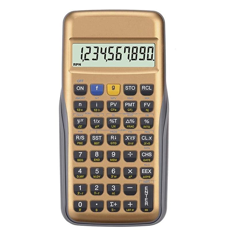 もちろん略奪ドラマ基本電卓 財務?金融計算機CFA/AFP/CFP試験 オフィスデスクトップ電卓