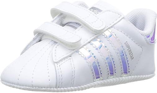adidasSuperstar Crib, Zapatillas Unisex niños