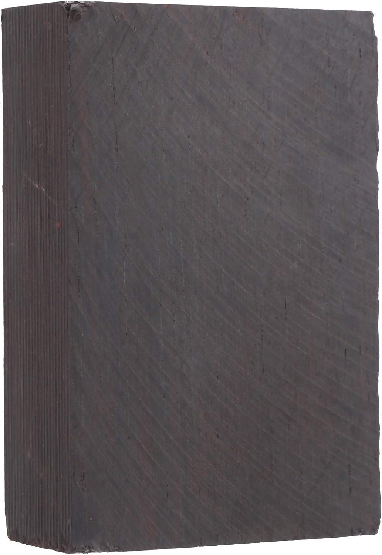 Now free shipping Ebony Lumber Blank DIY Handicraft Handle Instrumen Musical Max 78% OFF Wood