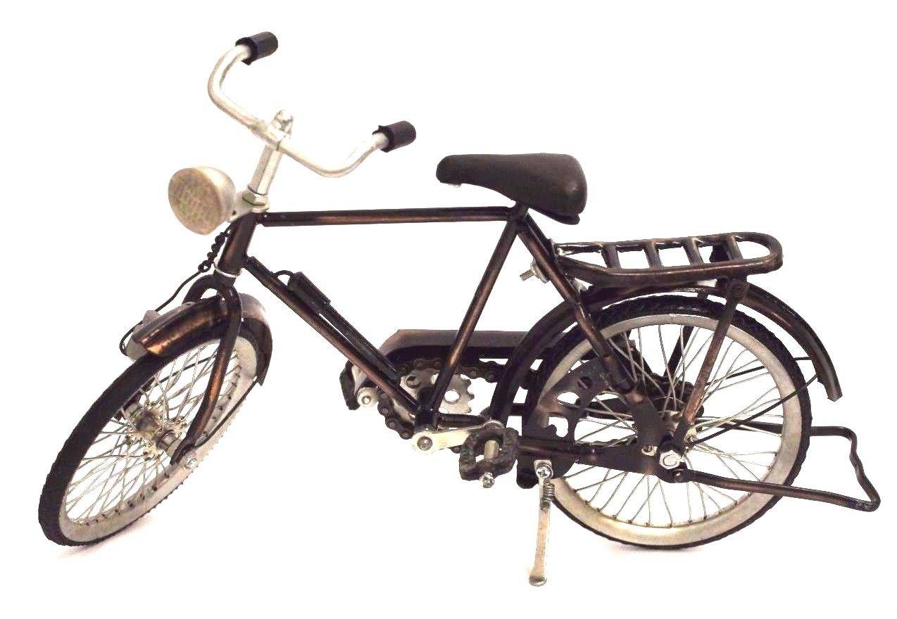 Salón Kult Miniatura Bicicleta Bike 30 cm x 20 cm, Muy Detalle ...