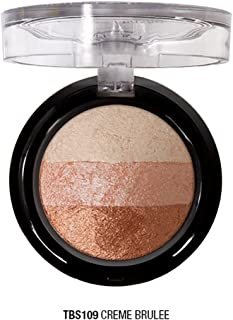 J. CAT BEAUTY Triple Crown Baked Shadow - Creme Brulee