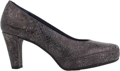 Dorking - Zapato Zapato Salón argentforma Cerrado Nude  vente d'usine en ligne discount