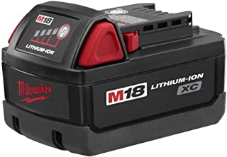 Milwaukee Tool 48-11-1828 Extended Capacity Battery 18 Volt 3 Amp-Hour Lithium Ion M18™ Redlithium™ XC