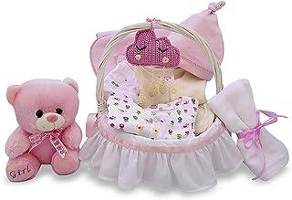 Amazon.es: cestas mimbre - Sets de regalos para recién nacidos ...