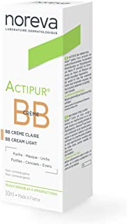 NOREVA LED ACTIPUR Crème Anti-Imperfections Teintée Claire (30 ml)