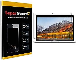 [3-Pack] for MacBook Pro 15 inch (2019) Screen Protector - SuperGuardZ, Anti-Glare, Matte, Anti-Fingerprint, Anti-Bubble [Lifetime Replacement]