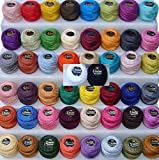 50ancla perla bolas de algodón. Tamaño 8(85metros cada uno), limitado oferta por GCS Londres