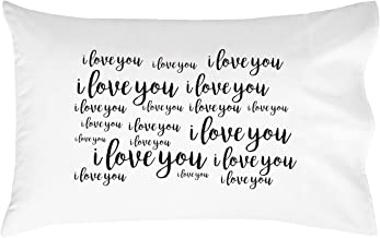 Oh, Susannah I Love You Pillowcase (One 20x30 Standard/Queen Size Pillow Case) Kids Room Decor Birthday Presents