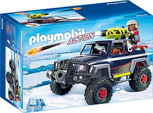 Playmobil 9059 - Eispiraten-Truck