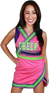 Youth Cutie Pie Cheerleader Halloween Costume