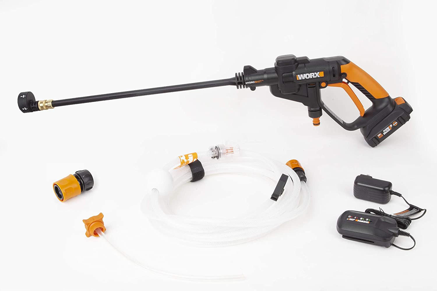 Tampa Mall WORX WG625 5 ☆ very popular 20V Power Share Portable Cleaner Hydroshot