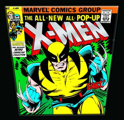 The All-new Pop Up X-Men (Marvel Comic Group)