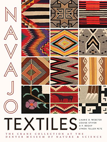 Navajo Textiles: The Crane Collection at the Denver Museum of Nature and Science (English Edition)