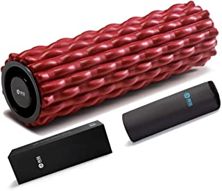 Foam Roller for Muscle Massage, Lightweight Hollow Core Muscle Roller for Deep Pain Relief in Your Aching Legs and Body