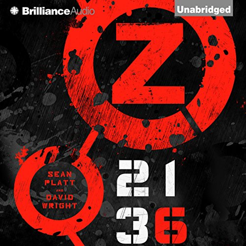 Z 2136 audiobook cover art