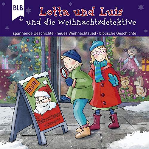 Lotta und Luis und die Weihnachtsdetektive Titelbild