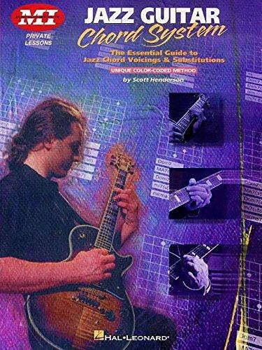 Musicians Institute: Jazz Guitar Chord System: Noten für Gitarre (Acoustic Guitar Magazine's Private Lessons)