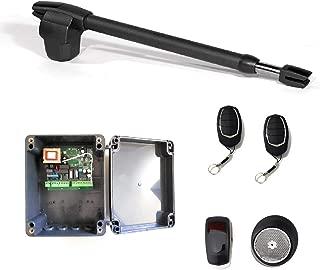 Kit Instalmatic BAT 400 motor puerta batiente de 1 Hoja. Kit completo motorización cancela batiente de 1 hoja, calidad profesional.