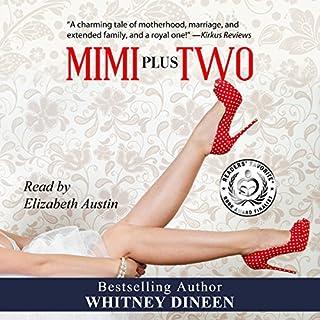 Mimi Plus Two audiobook cover art
