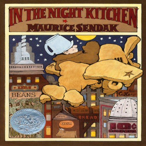 In the Night Kitchen audiobook cover art