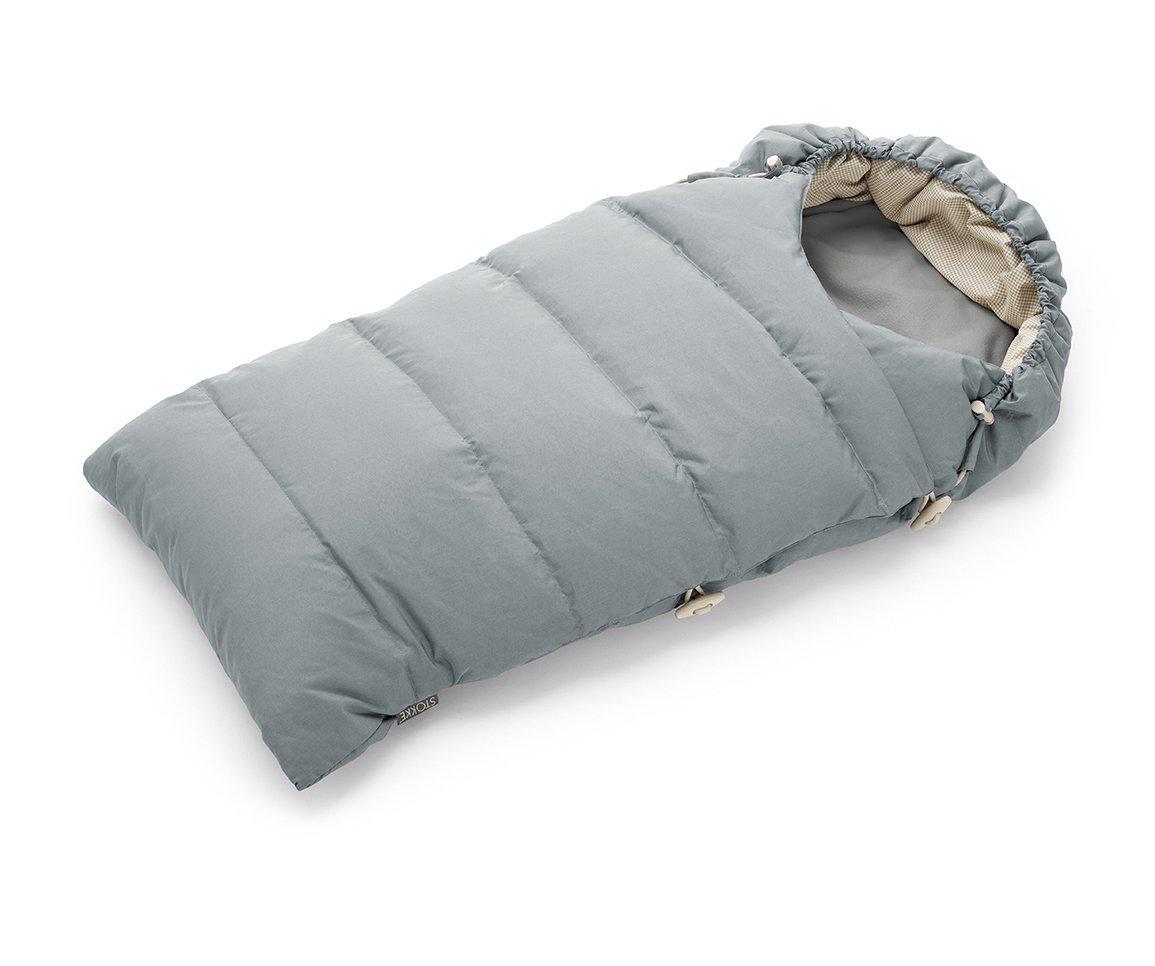 Stokke OFFicial shop Down Stroller Albuquerque Mall Sleeping Cloud Grey Bag Bunting