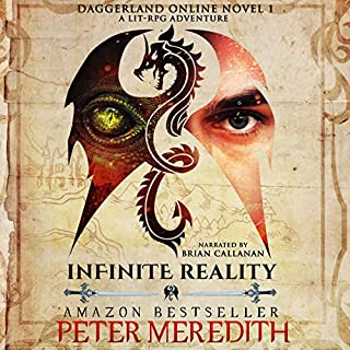 Infinite Reality audiobook cover art