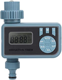 Zyyini Watering Timer, Garden Watering Timer Automatic Watering Irrigation Controller Equipment Gardening Lawn Care