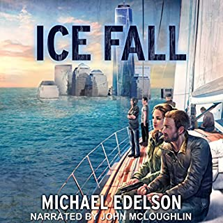 Ice Fall audiobook cover art