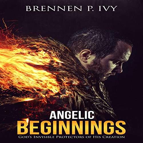 Angelic Beginnings audiobook cover art