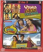 Yamla Pagla Deewana / Mere Brother Ki Dulhan / Dil Bole Hadippa!
