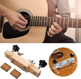 Lamptti Maple Guitar Bridge Caul Clamp, Acoustic/Classical Guitars Luthier Repair Tools