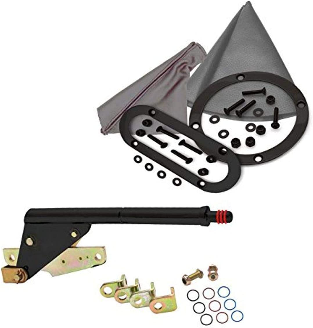 American Shifter 495492 Kit Special Campaign C6 8