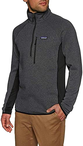 Patagonia Perforhommece Better 1 4 Zip Sweat Homme