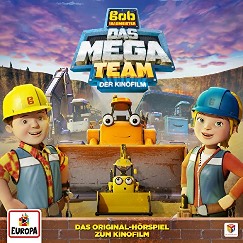 Das Mega-Team (Hörspiel zum Kinofilm 2017)