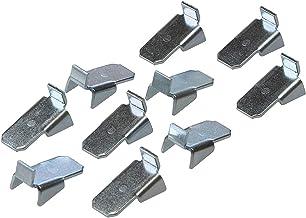 Gedotec VARI 10 Metalen plankdrager voor het ophangen in rail - VARI 10 | verzinkt staal | houder voor houten vloeren & pl...