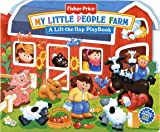 My Little People Farm (Fisher-Price Lift-The-Flap Playbooks)