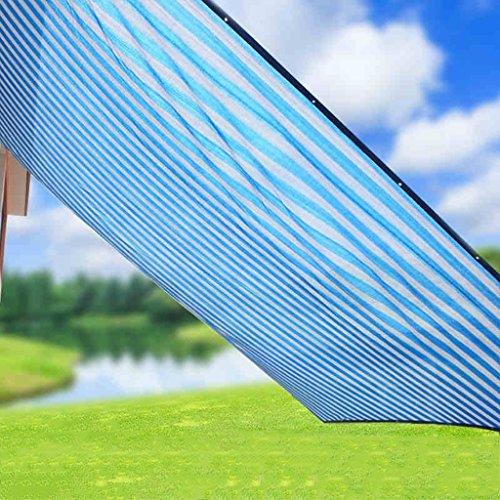 Markisen Schattennetz Sonnenschutz Balkon Terrasse Gartenzubehör Kantenverschlüsselung Schattierung Isolierung Es Gibt Ein Loch Alle 1 Meter mit Zugseil Sonnenschirme, Pavillons