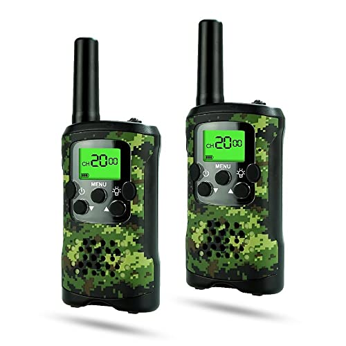 DIMY Walkie Talkies For Kids