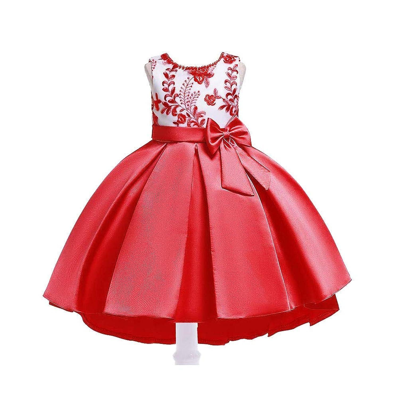 女の子フォーマルドレス 子供ドレス ピアノ発表会 入園式 結婚式ワンピース ベビードレス パーティードレス 音楽会 演奏会