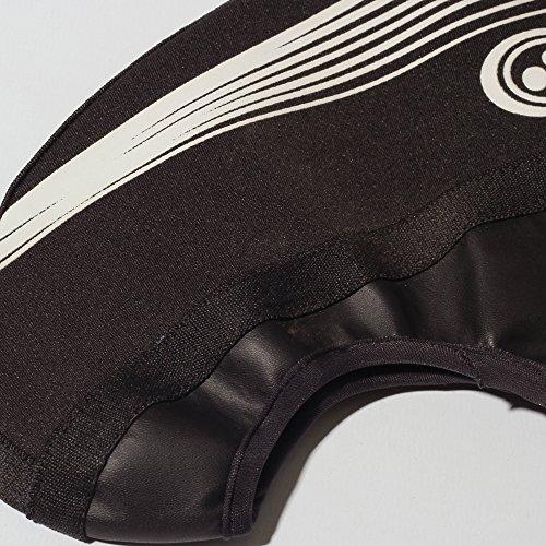Optimum Men's Hawkley Cycling Overshoes, Black, Small