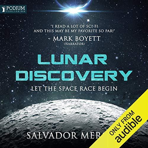 Lunar Discovery cover art