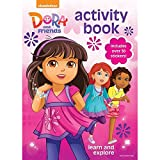 Bendon Publishing BB17907 Dora and Friends Coloring & Activity Book