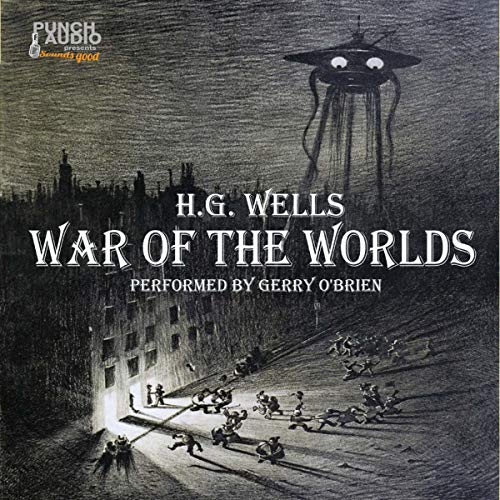 War of the Worlds cover art