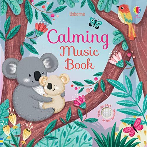 Calming Music Book (Musical Books)