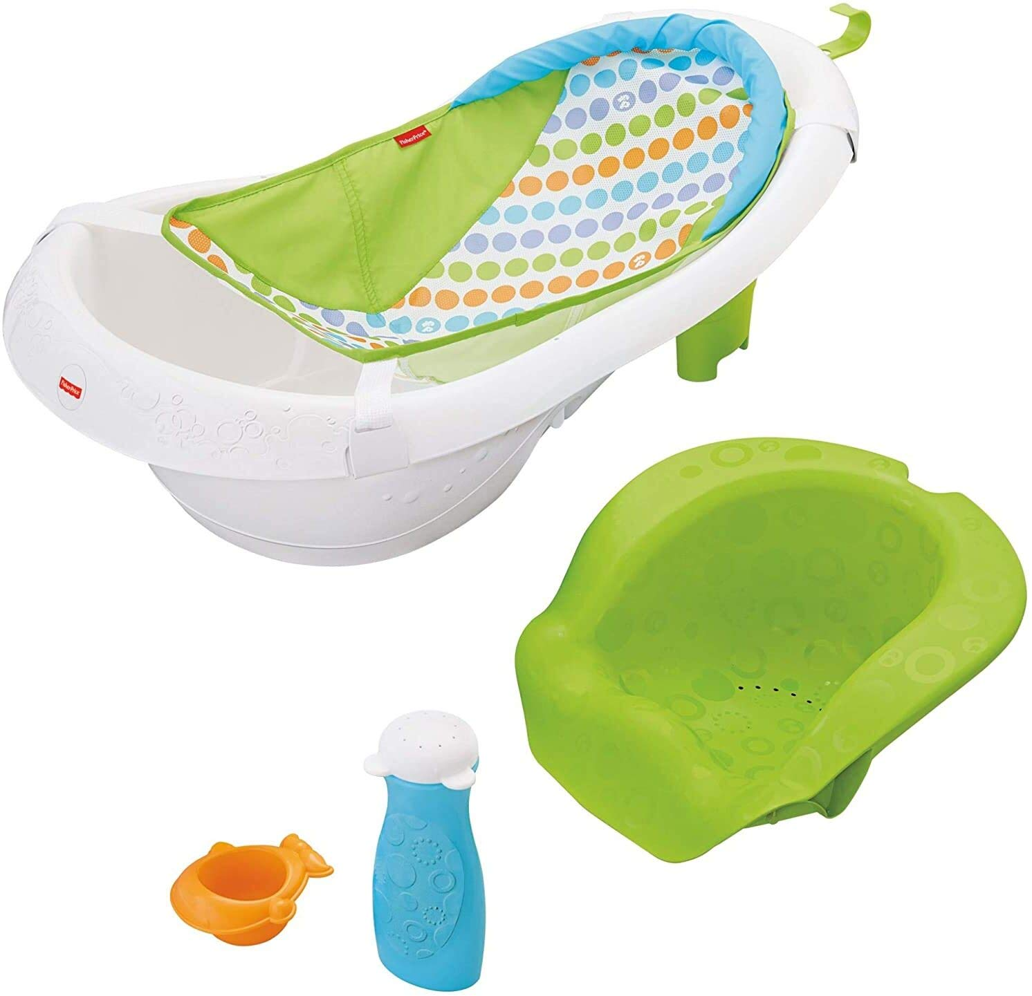 Fisher-Price 4-in-1 Sling Large Super intense SALE discharge sale 'n Pink FBM94 Seat Tub